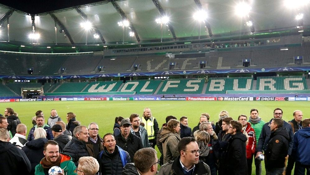 DFB-Team spielt im März offenbar in Wolfsburg - Bildquelle: PIXATHLONPIXATHLONSID