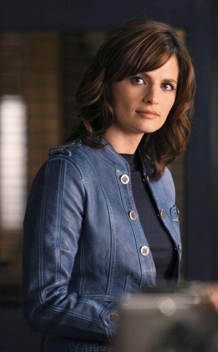 Das Buhlen um ihre Aufmerksamkeit erreicht einen neuen Höhepunkt: Beckett (Stana Katic) ... - Bildquelle: ABC Studios
