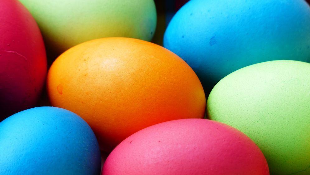 Ostereier natürlich färben - Bildquelle: pixabay.com
