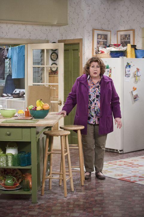 """Dass Carols (Margo Martindale) Wutausbrüche einmal """"showreif"""" werden, hätte sie sich niemals träumen lassen ... - Bildquelle: 2013 CBS Broadcasting, Inc. All Rights Reserved."""