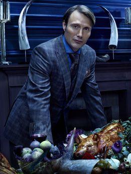 Hannibal - (1. Staffel) - Bei Dr. Hannibal Lecter (Mads Mikkelsen) kommt nur...