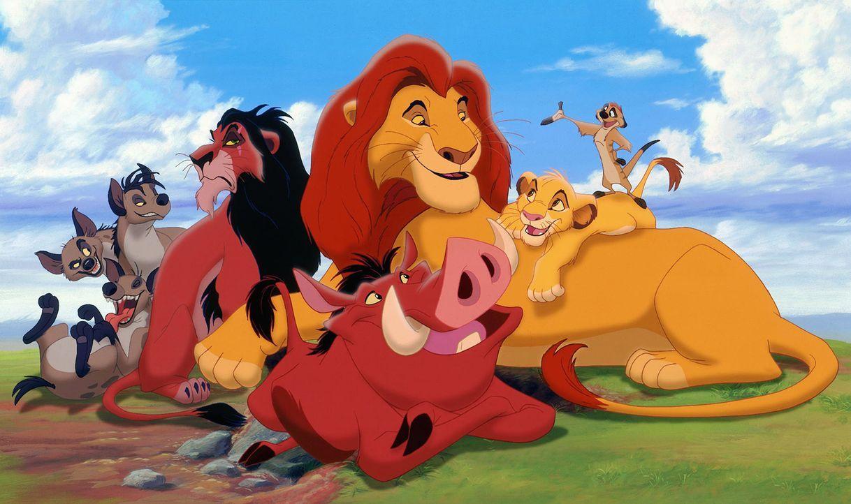KDL - Bildquelle: Disney