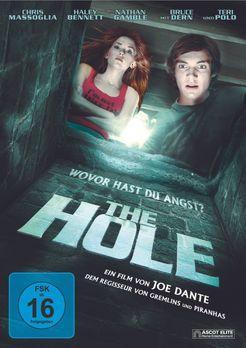 The Hole - Die geheimnisvolle Falltür - THE HOLE - Cover - Bildquelle: 2009 E...