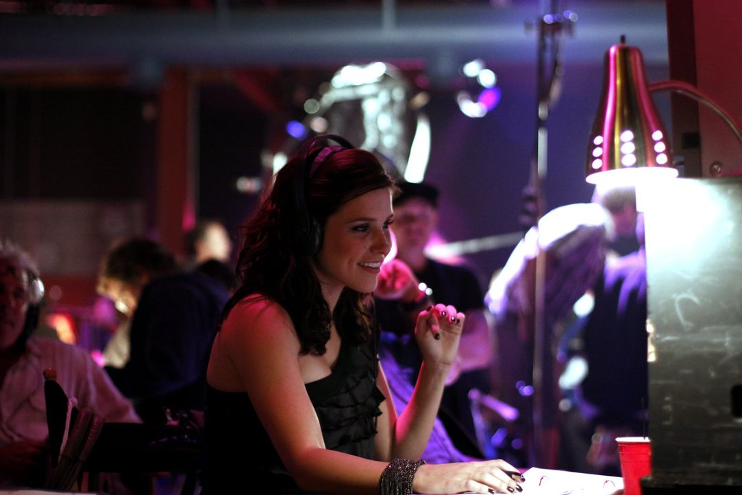 Brooke (Sophia Bush) bekommt lebensverändernde Neuigkeiten ... - Bildquelle: Warner Bros. Pictures