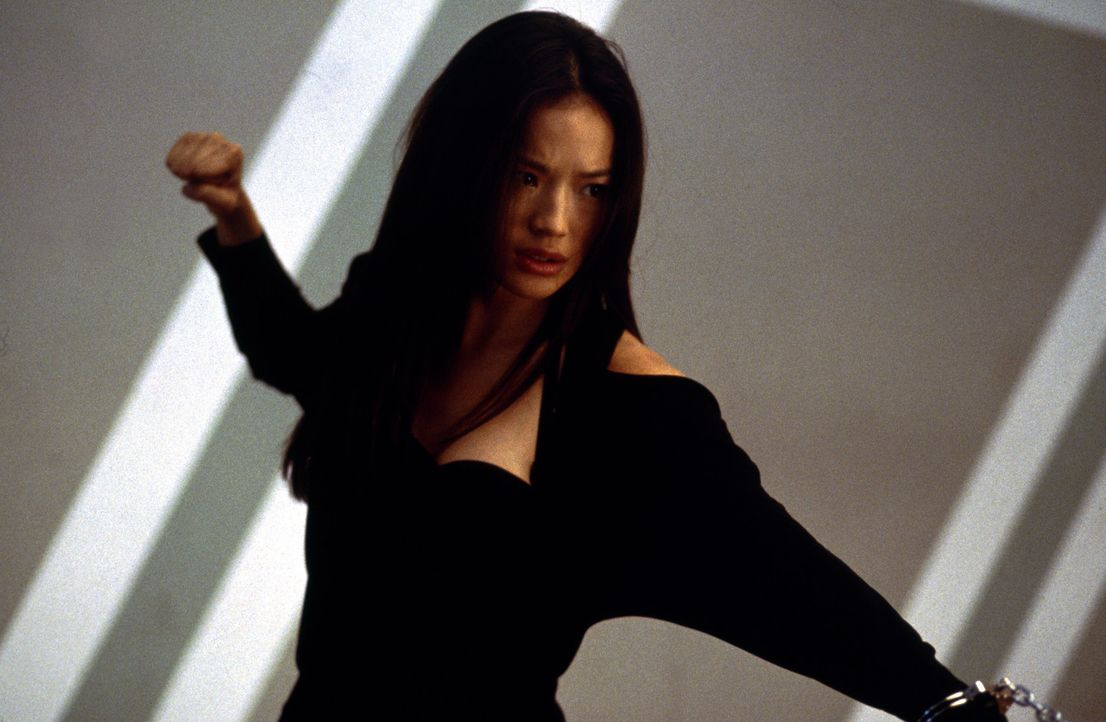 Sieht so aus, als ob der letzte Tag als Killerin auch der letzte Tag ihres Lebens werden wird: Lynn (Shu Qi) ... - Bildquelle: Sony Pictures Television International. All Rights Reserved.