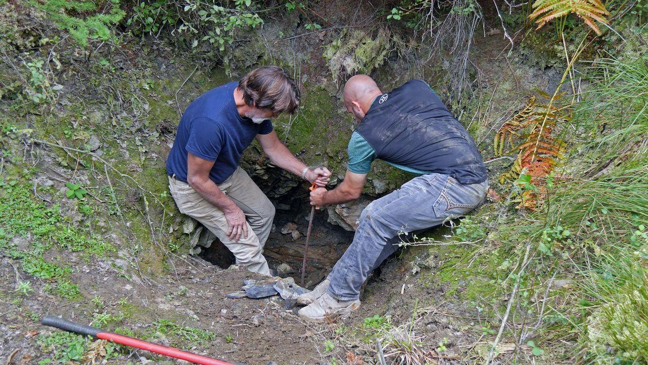 Um in diesem Jahr Erfolge zu erzielen, sind Ausgrabungen an verschiedenen Stellen auf Oak Island geplant, unter anderem am Money Pit und dem 10-X-Bo... - Bildquelle: 2016 A&E Television Networks, LLC. All Rights Reserved