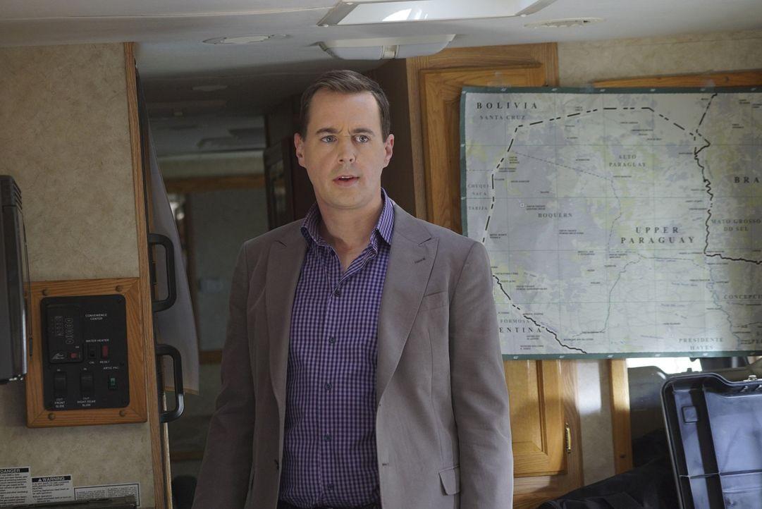 Auf der verzweifelten Suche nach einem verschwundenen Navy SEAL geraten McGee (Sean Murray) und seine Kollegen an ihre Grenzen ... - Bildquelle: 2017 CBS Broadcasting, Inc. All Rights Reserved.