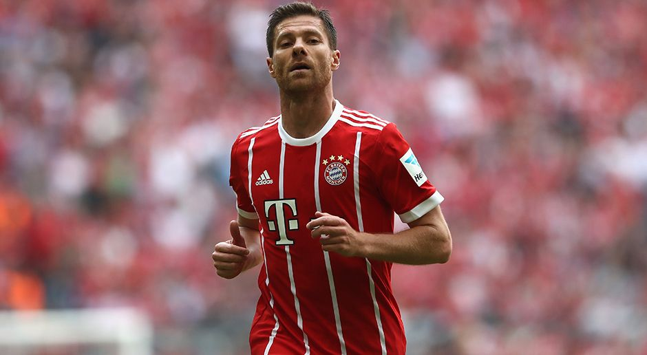 Mittelfeld: Xabi Alonso - Bildquelle: 2017 Getty Images