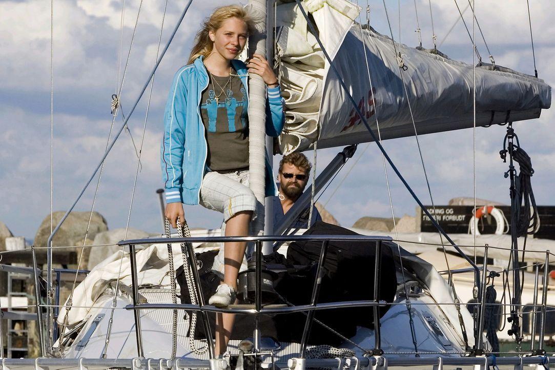 Die 12jährige Katrine (Julie Grundtvig Wester) verbringt den Sommer wie immer bei ihrem Vater auf der dänischen Insel Bornholm. Auch dieses Mal wi... - Bildquelle: Nordisk Film Biografdistribution
