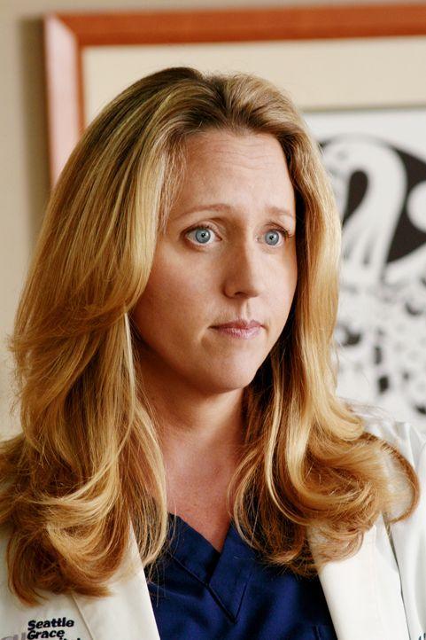 Die neue Herzchirurgin Dr. Erica Hahn (Brooke Smith) tritt ihren Dienst im Seattle Grace Hospital an ... - Bildquelle: Touchstone Television
