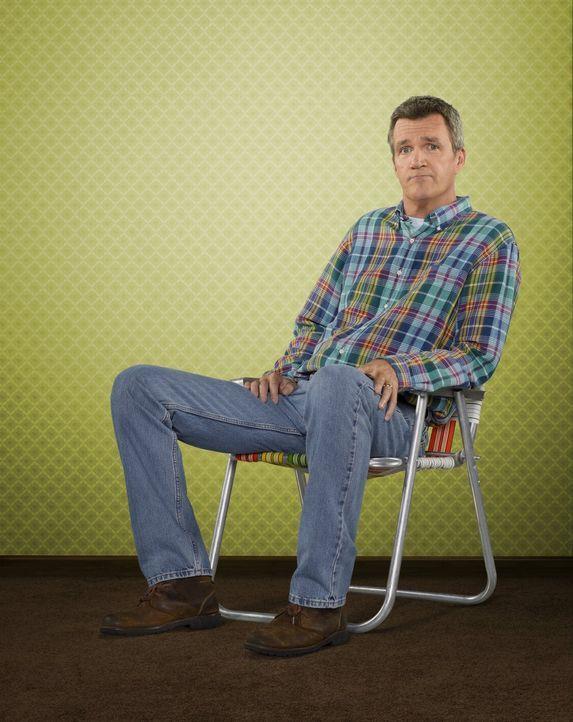 (6. Staffel) - Familienvater Mike (Neil Flynn) hat zwar so seine Macken und Eigenheiten, doch für seine Familie gibt er alles ... - Bildquelle: Warner Brothers