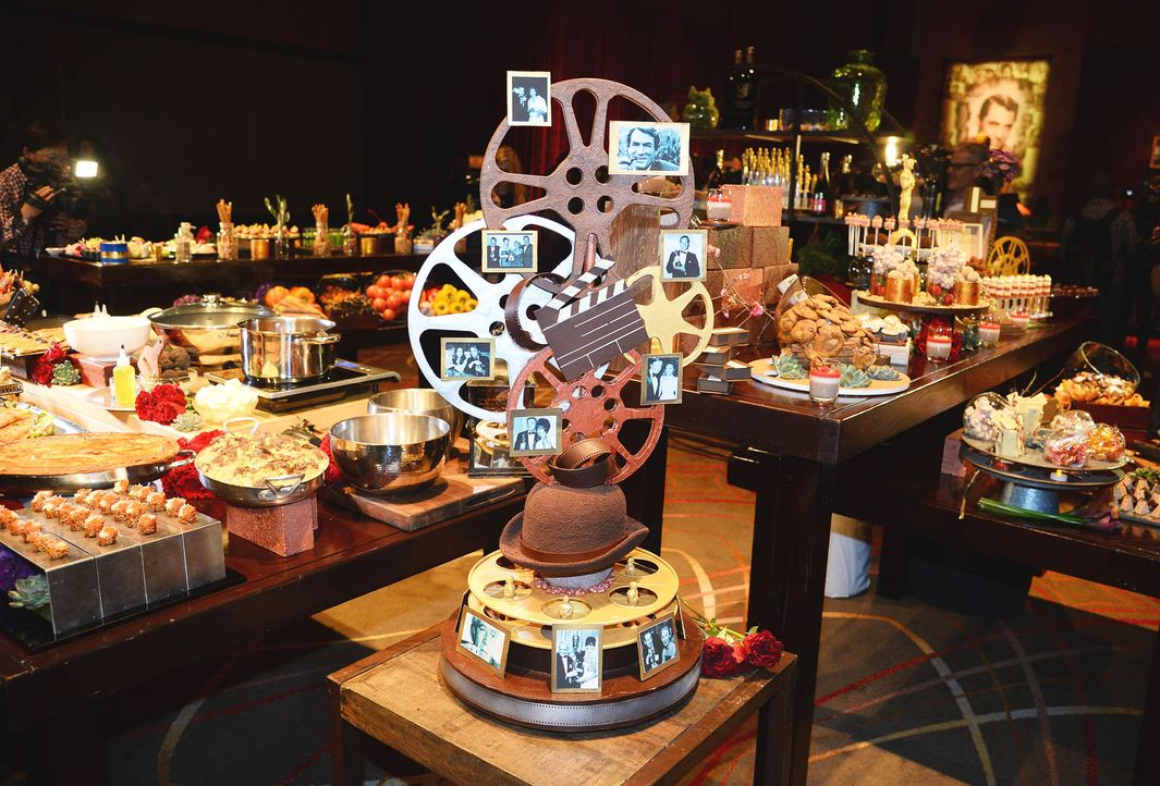 Oscars-Food-and-Decor-Preview-15-02-04-1-AFP - Bildquelle: AFP