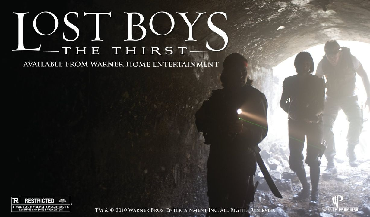 LOST BOYS: THE THIRST - Plakatmotiv - Bildquelle: 2010 Warner Bros.