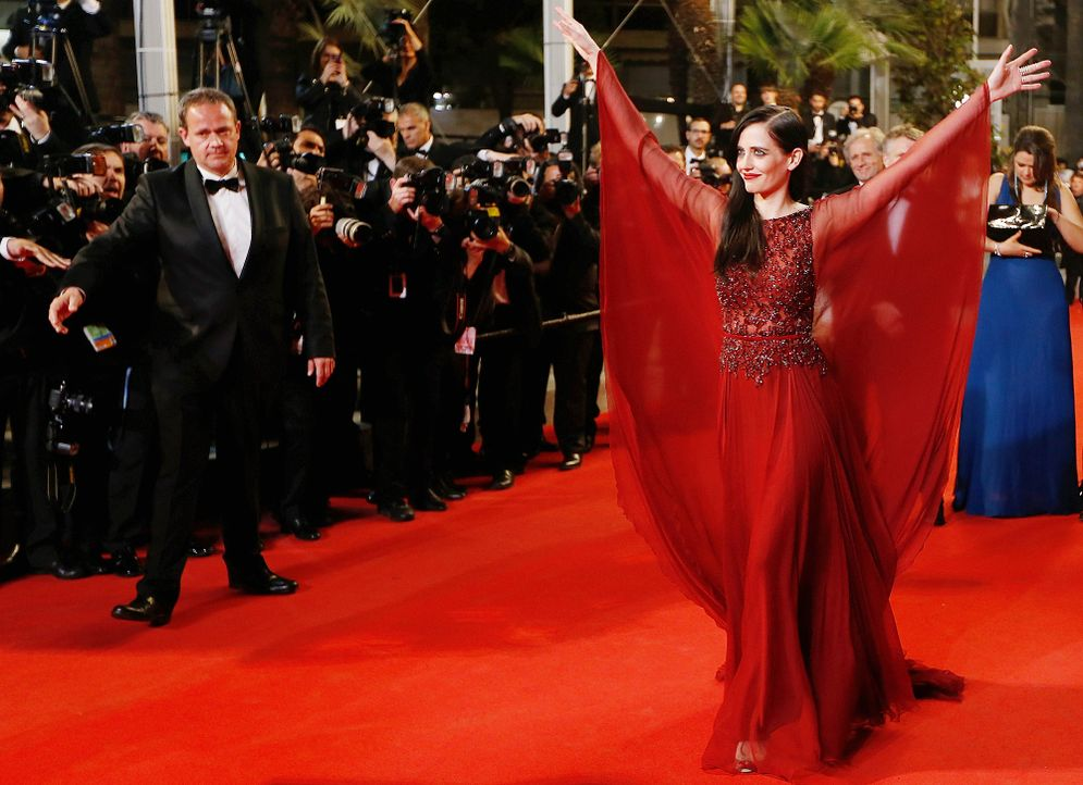 Cannes-Filmfestival-Eva-Green-140518-AFP - Bildquelle: AFP