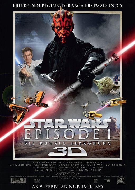star-wars-3d-dunkle-bedrohung-00-twentieth-century-foxjpg 990 x 1400 - Bildquelle: Twentieth Century Fox