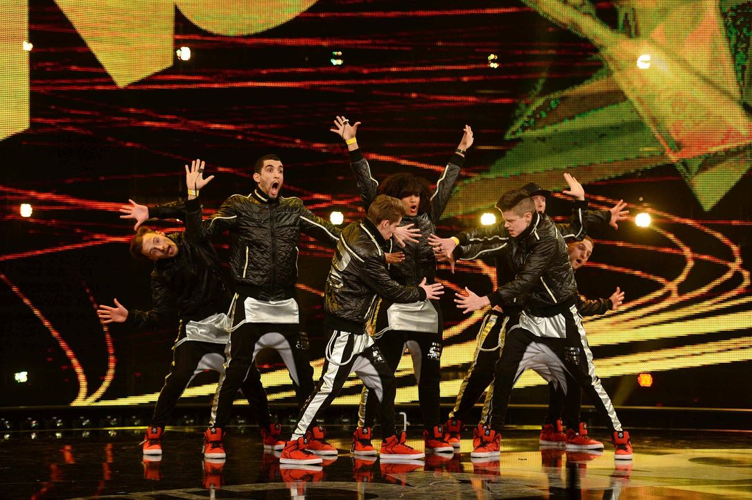 Got-To-Dance-2MAD-08-SAT1-ProSieben-Willi-Weber - Bildquelle: SAT.1/ProSieben/Willi Weber
