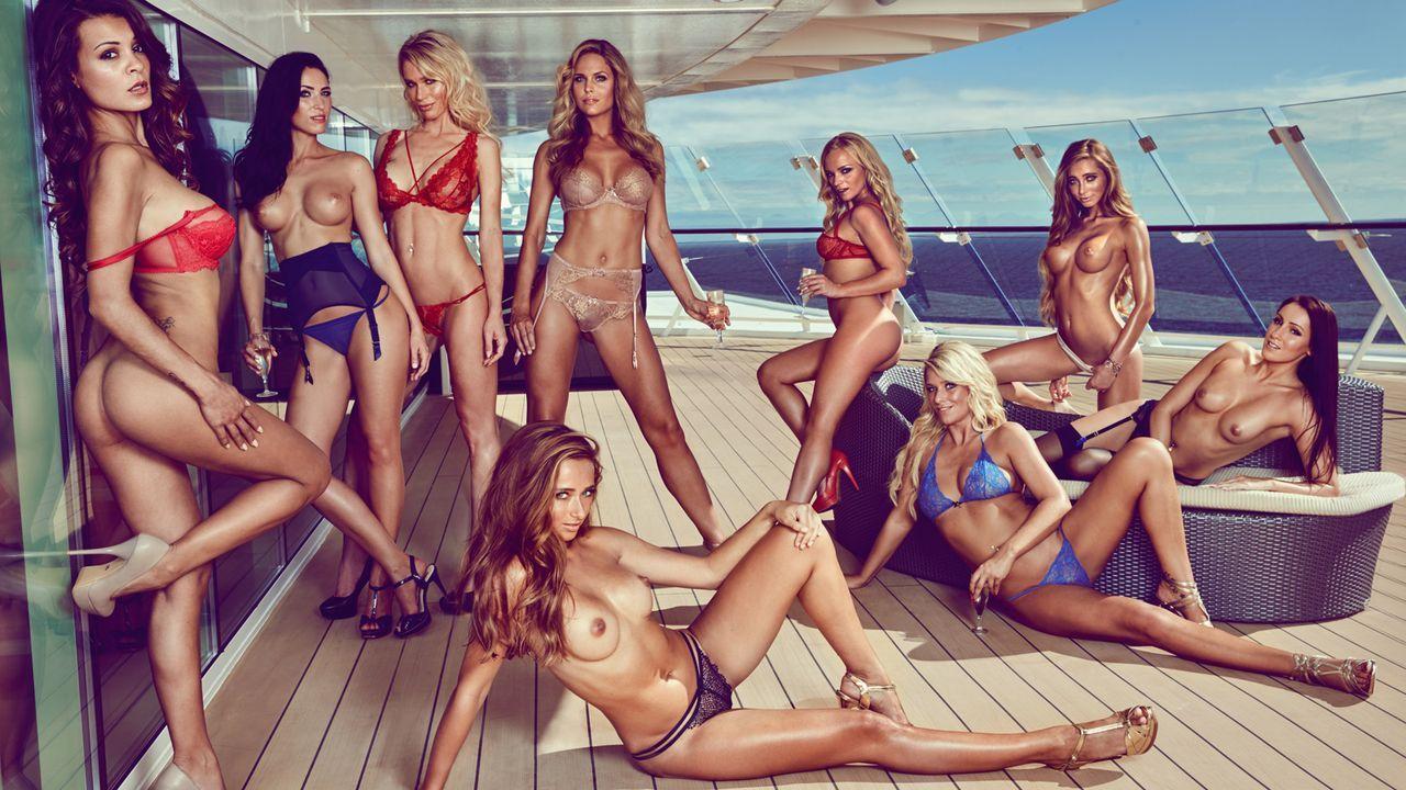 Playboy_Januar_2016_4 - Bildquelle: Sacha Eyeland für Playboy Januar 2016