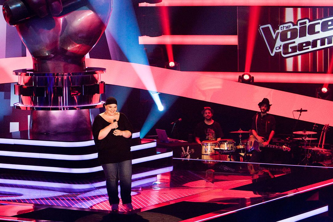 the-voice-stf01-epi01-10-nina-richard-huebner-prosiebenjpg 1772 x 1182 - Bildquelle: Richard Hübner