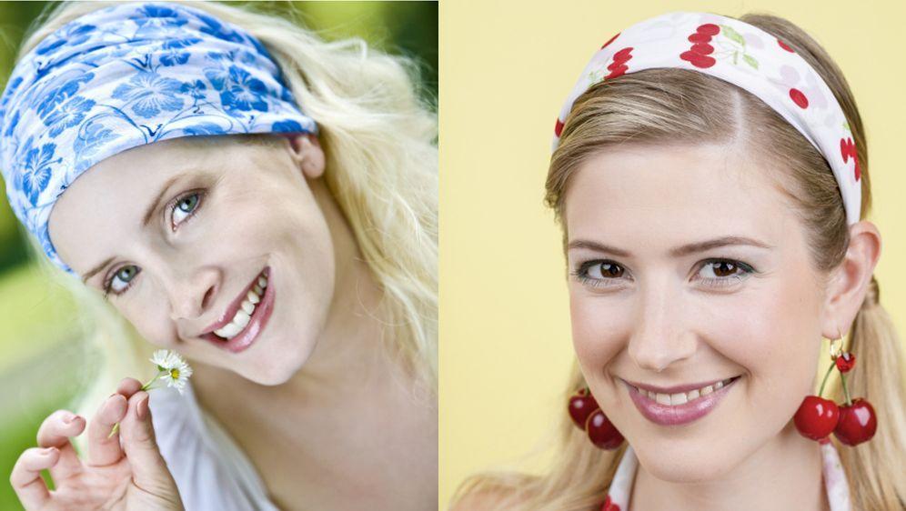 Haarband selber machen - Bildquelle: tunedin-Fotolia