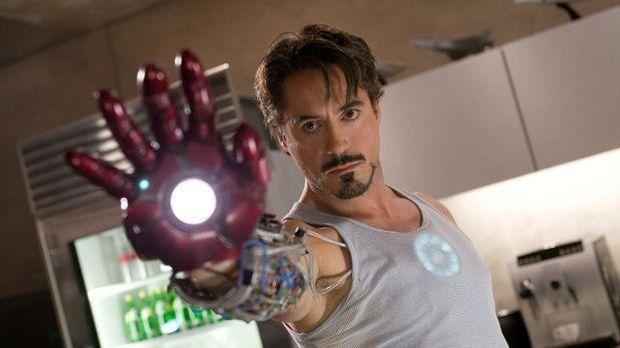Iron Man Trilogie - Szenenbild