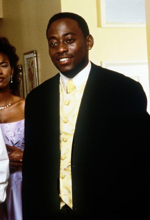 Die Hochzeit seines besten Freundes lässt Erinnerungen wach werden: Mike (Omar Epps)... - Bildquelle: Paramount Pictures