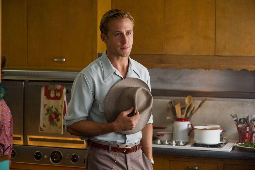 Macht Jagd auf Mafiaboss Mickey Cohen: Sgt. Jerry Wooters (Ryan Gosling) ... - Bildquelle: Warner Brothers