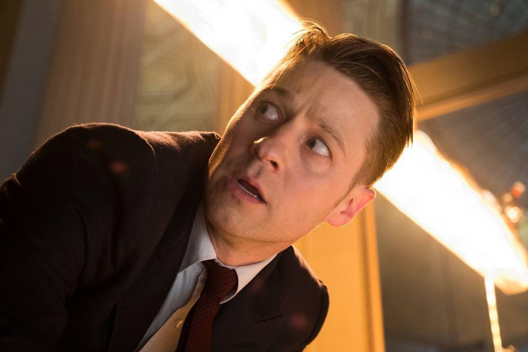 Als Gordon (Ben McKenzie) dem Rat beweisen soll, dass er hinter ihnen steht, hat er mit einer kniffligen Aufgabe zu kämpfen und befürchtet, dass Uns... - Bildquelle: Warner Brothers