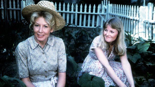 Olivia (Michael Learned, l.) und ihre Schwiegertochter Cindy (Leslie Winston,...