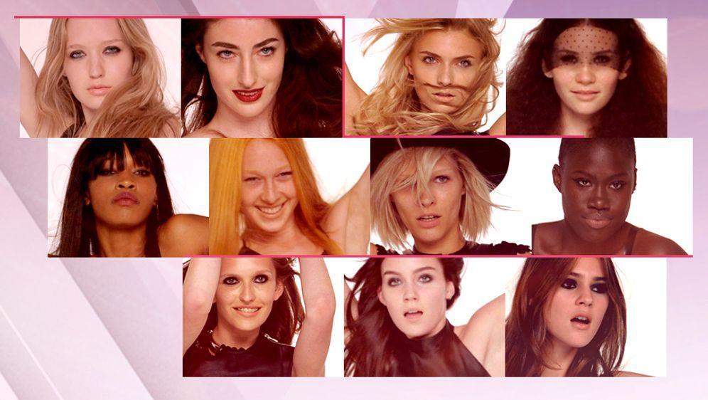 Top 10 Wer Sind Die Zehn Besten Bei Germanys Next Topmodel 2014