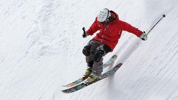 Freerider-Skifahren