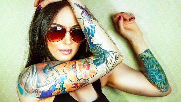 Die Tattoo-Trends 2015