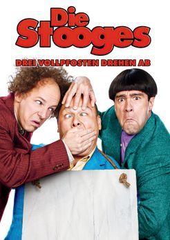 Die Stooges - Drei Vollpfosten drehen ab - DIE STOOGES - DREI VOLLPFOSTEN DRE...