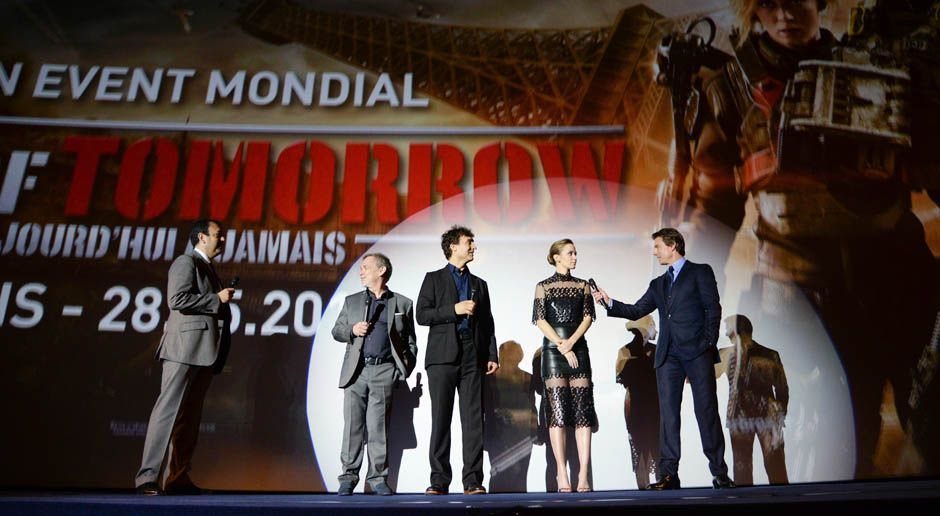 premiere-edge-of-tomorrow-paris-14-05-30-13-Warner-Bros-Pictures - Bildquelle: Warner Bros. Pictures