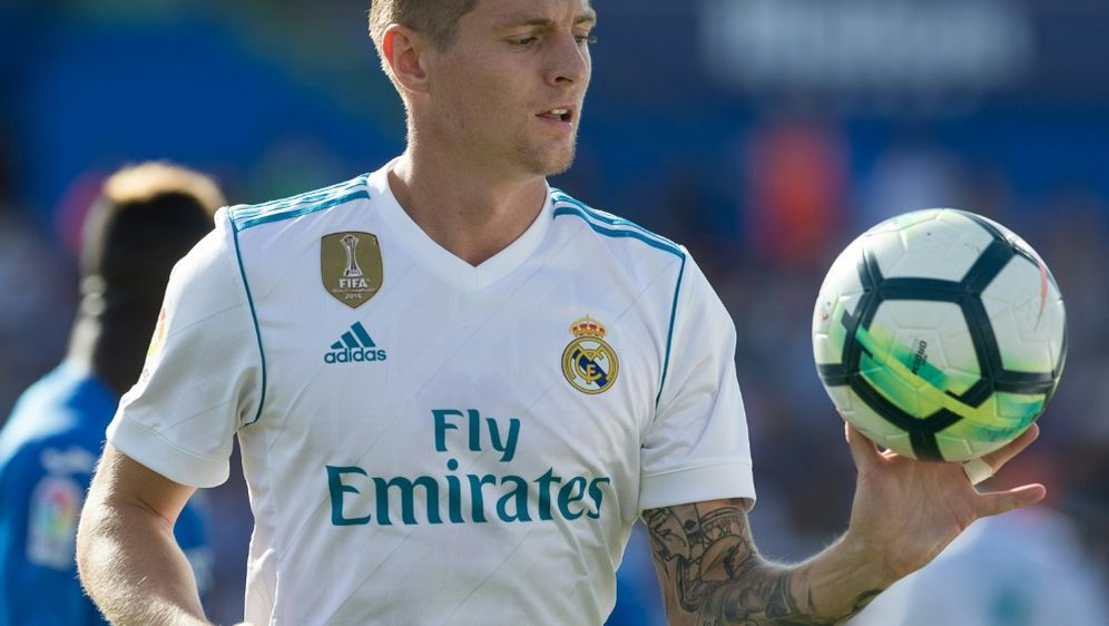 Tauscht am Wochenende Ball gegen Sofa: Reals Toni Kroos - Bildquelle: PIXATHLONPIXATHLONSIDDppi
