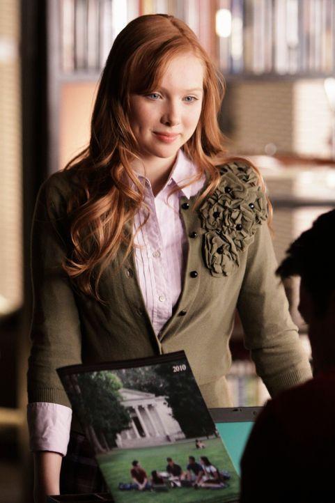 Die Freude im Hause Castle ist groß, denn Alexis (Molly C. Quinn) ist beim Princeton Sommerprogramm für Highschool-Schüler dabei ... - Bildquelle: ABC Studios