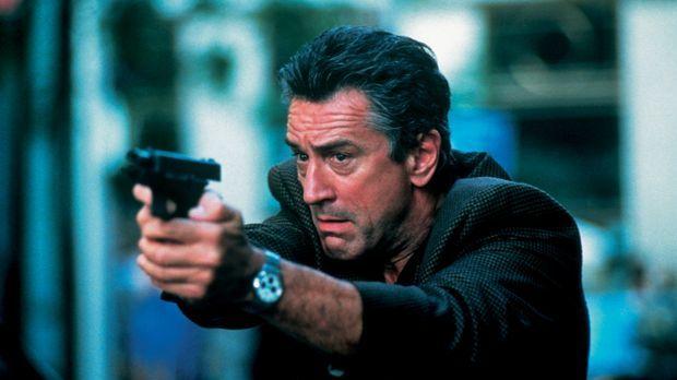 Für Chefermittler der New Yorker Mordkommission Frank Beetle (Robert De Niro)...