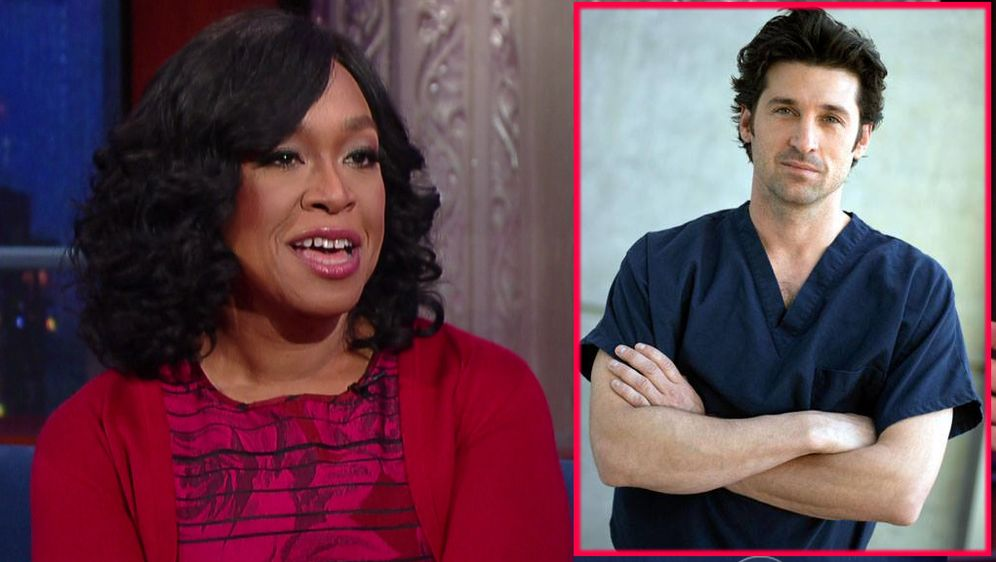 Grey\'s Anatomy: Shonda Rhimes zu genervt von Patrick Dempsey?