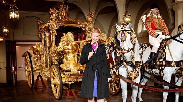William & Kate - die Märchenhochzeit des Jahres: Karen Heinrichs berichtet li...