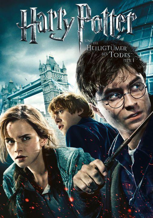 Harry Potter und die Heiligtümer des Todes Teil 1 - Plakat - Bildquelle: 2010 Warner Bros.