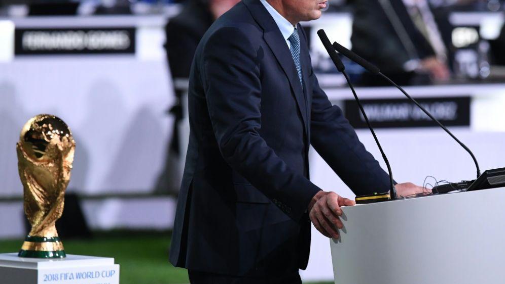 Marokko will sich 2030 erneut um die WM bewerben - Bildquelle: AFPSIDKIRILL KUDRYAVTSEV