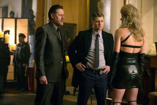 Gotham - Versuchen alles, um Barbara aus den Fängen von Ogre zu befreien: Gor...