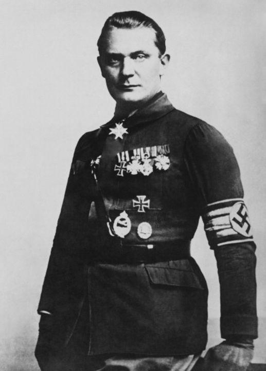 Reichsmarshall Herman Göring - Bildquelle: Keystone Gamma-Keystone / Getty Images