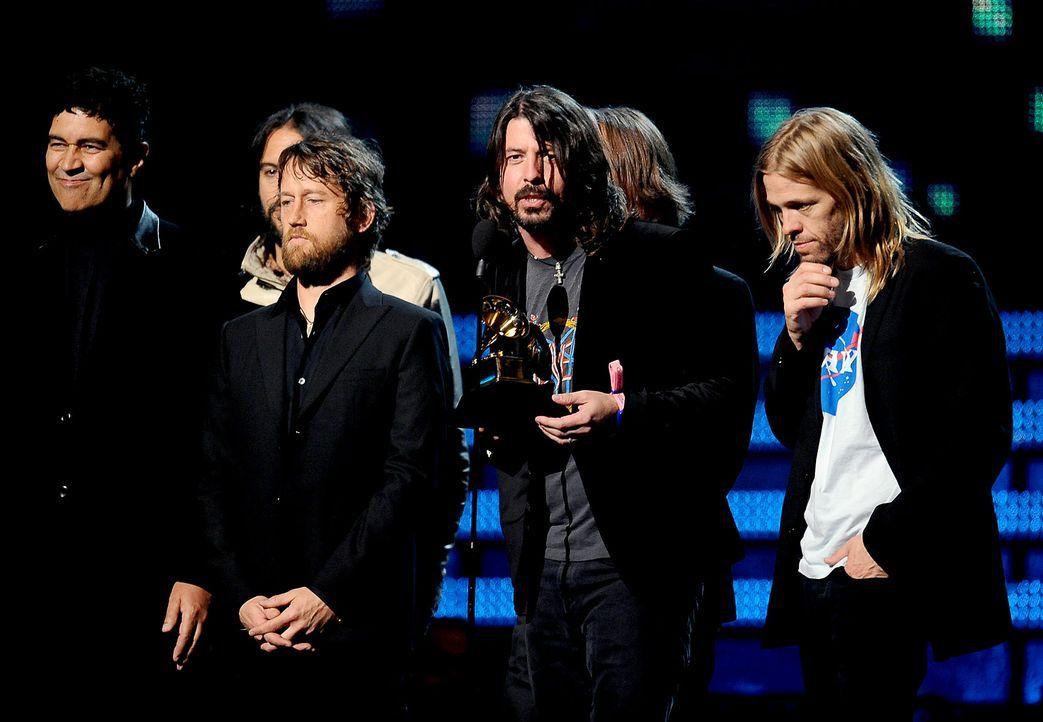 Foo-Fighters-12-02-12-AFP - Bildquelle: AFP