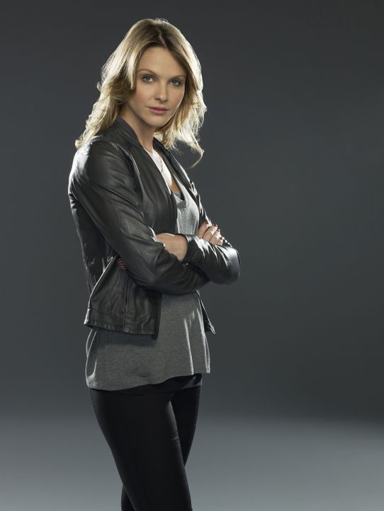 (1. Staffel) - Eine attraktive und toughe Agentin, bewaffnet mit einem berechnenden Wahrnehmungssinn: Gina LaSalle (Beau Garrett) ... - Bildquelle: ABC Studios
