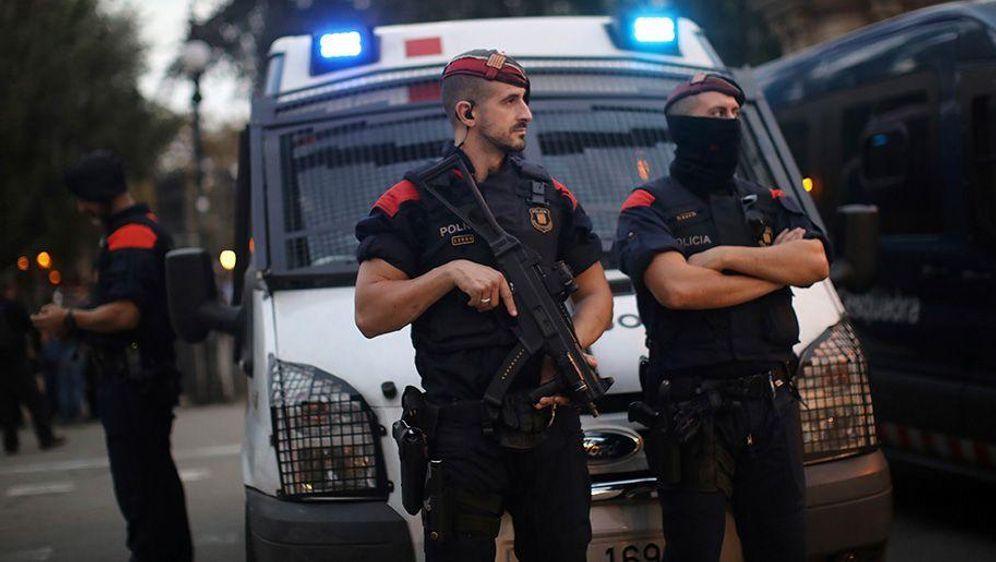 - Bildquelle:  Emilio Morenatti/AP/dpa