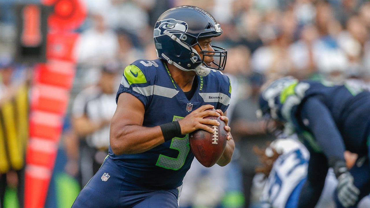 Seattle Seahawks: 15-6 in Preseasons seit 2013 - Bildquelle: 2018 Getty Images