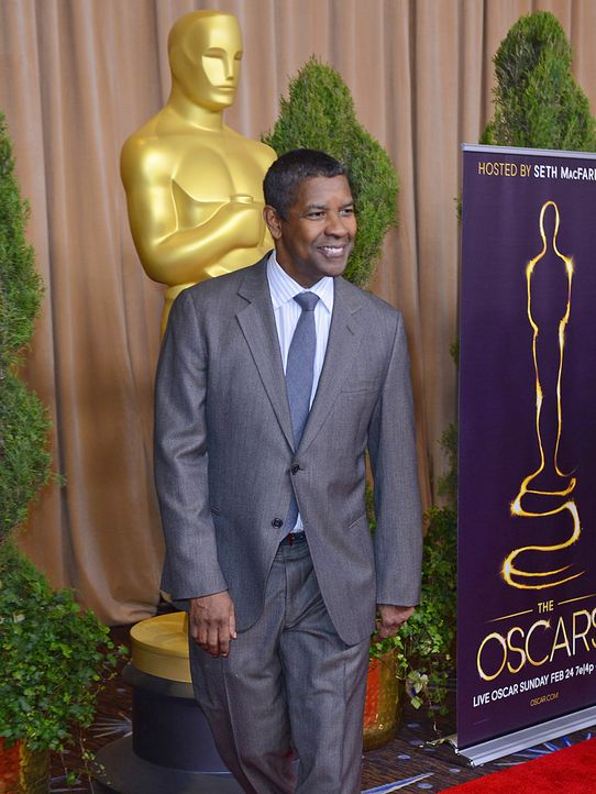Denzel-Washington-13-02-05-dpa - Bildquelle: Michael Nelson/picture alliance / dpa