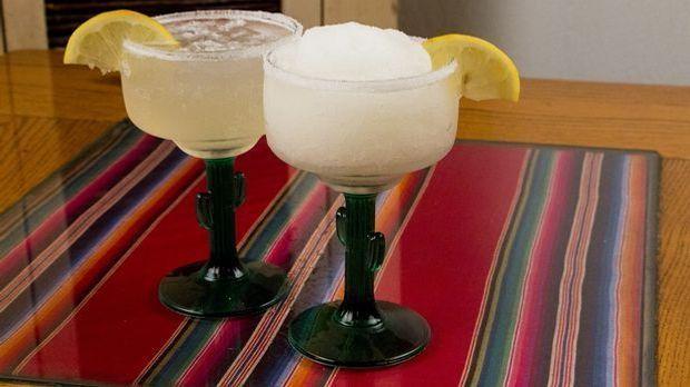 Aus einer normalen Margarita wird mit ein paar Abwandlungen schnell das perfe...