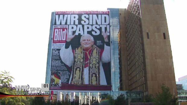 Wir Sind Deutschland - Wir Sind Deutschland - Wir Sind Deutschland - Unsere 20 Größten Schlagzeilen