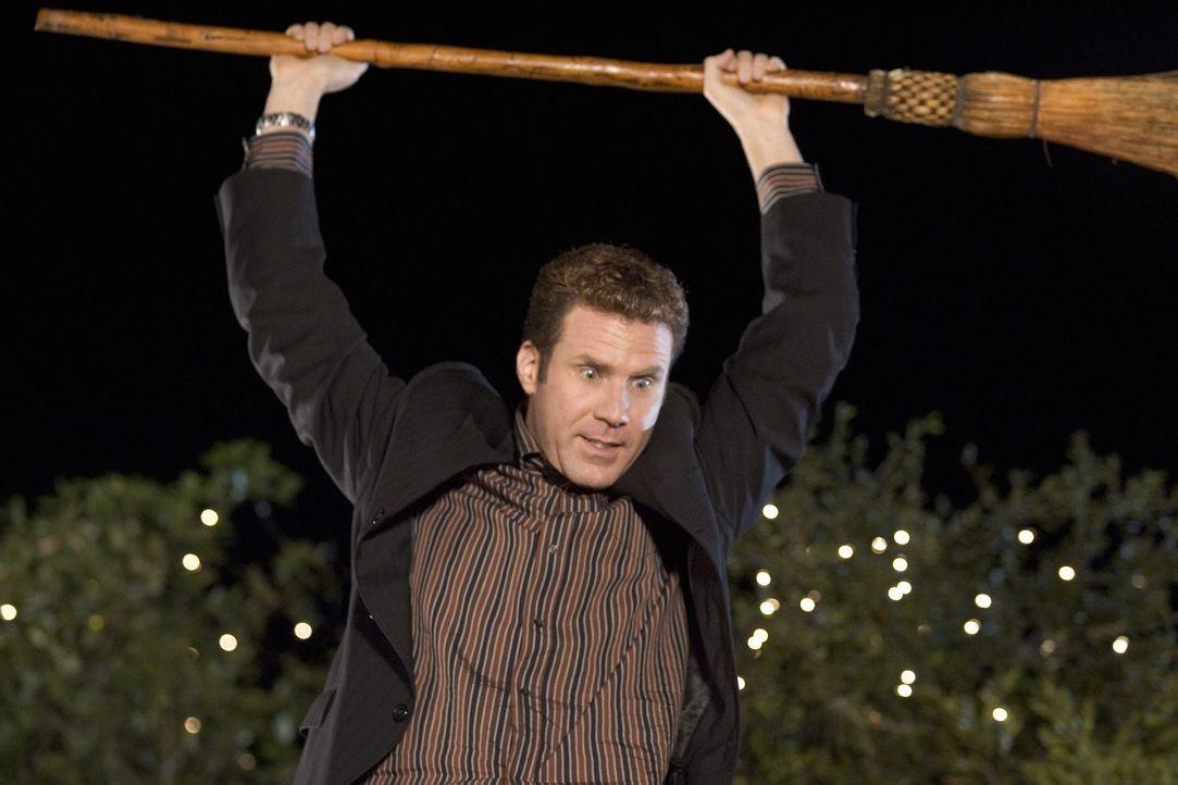 Schauspieler Jack Wyatt (Will Ferrell) hat schon bessere Tage gesehen, als ihm das Schicksal quasi als letzten Strohhalm die männliche Hauptrolle im... - Bildquelle: 2005 Columbia Pictures Industries, Inc. All Rights Reserved.